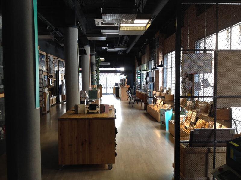 FUJIFILM Wonder Photo Shop im 360°-Video