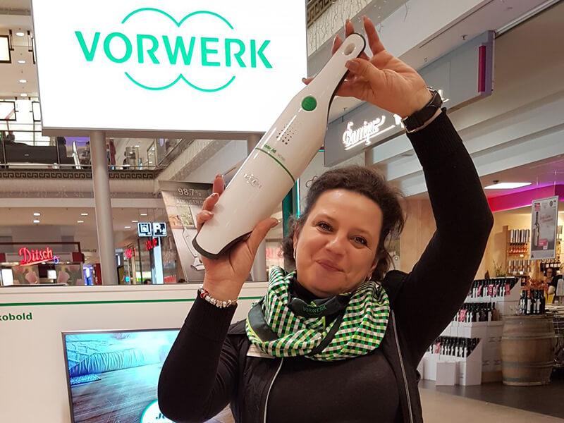 Vorwerk ECE-Promotion 2018