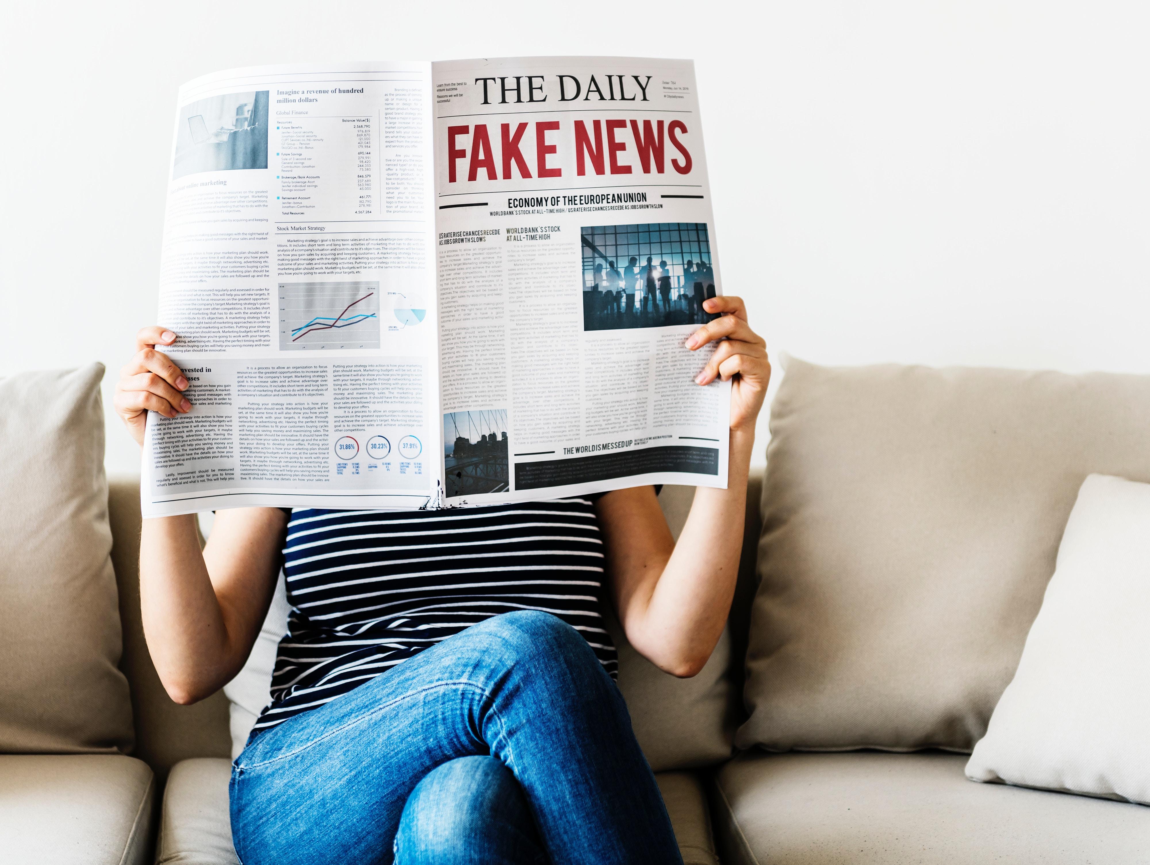 Fake News in sozialen Netzwerken