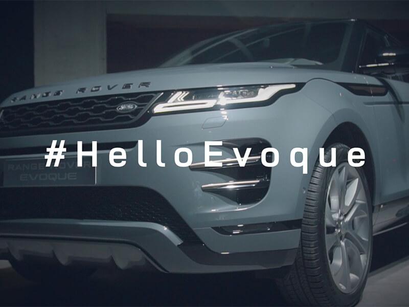 Range Rover Evoque – Produktpräsentation