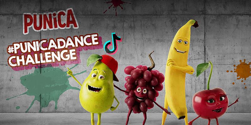 TikTok-Challenge #PunicaDance